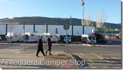 Antequera Camper Stop