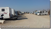 Ebro Delta Camper Stop